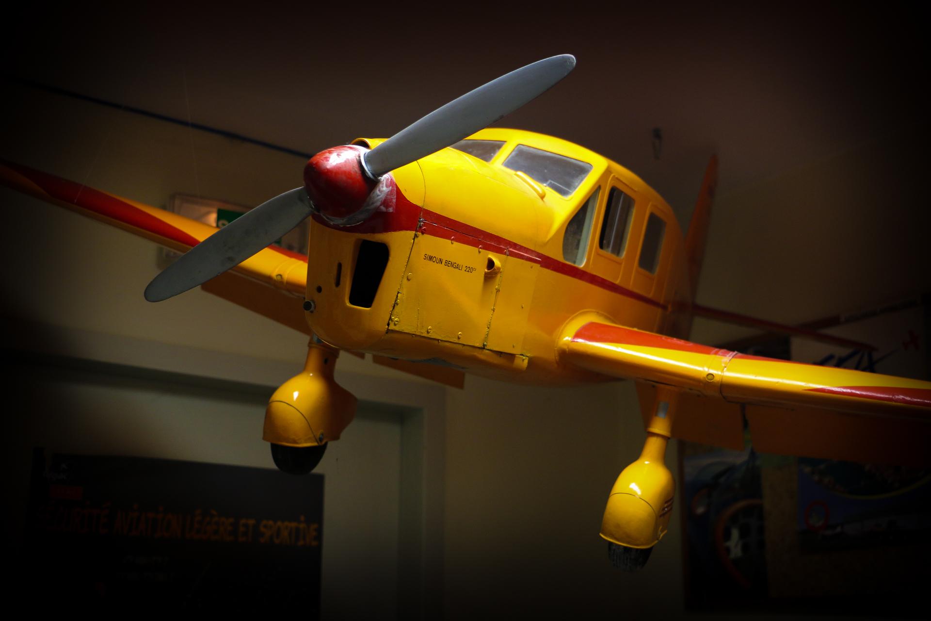 Aeroclub-Vienne-Reventin Flotte